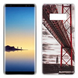 Capa Samsung N950 Galaxy Note 8 Design Ponte Galaxy Note 8