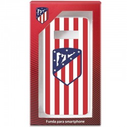 Capa Samsung N955 Galaxy Note 8 Oficial Futebol Atlético Madrid Galaxy Note 8