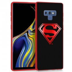 Capa Samsung N960 Galaxy Note 9 Oficial DC Superman Galaxy Note 9