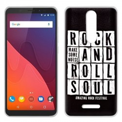 Capa Wiko View Design Rock View