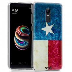 Capa Xiaomi Redmi 5 Plus Design Texas Redmi 5 Plus