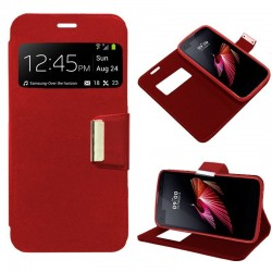 Capa Flip Cover LG X Screen...