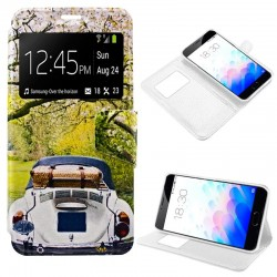 Capa Flip Cover Meizu M3 Note Design Descapotavel M3 Note