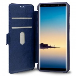 Capa Flip Cover Samsung N950 Galaxy Note 8 Leather Azul Galaxy Note 8