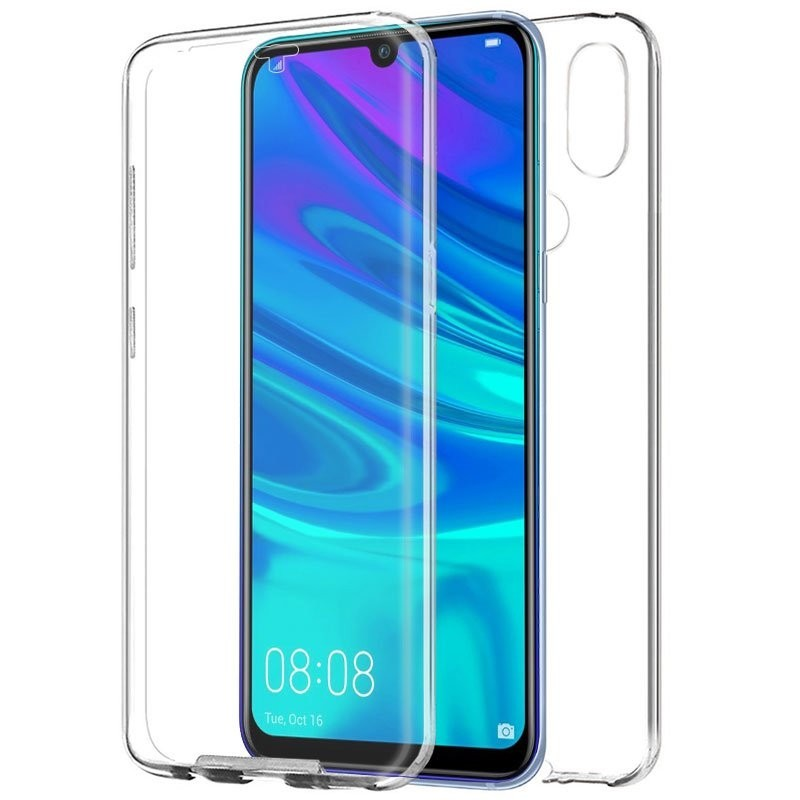 Capa Traseira 3D Huawei P Smart (2019) / Honor 10 Lite (Transparente Frontal + Traseira) P Smart (2019) | Honor 10 Lite