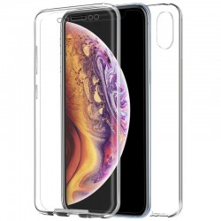Capa Traseira 3D iPhone XS Max (Transparente Frontal + Traseira) iPhone XS Max