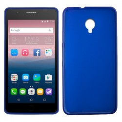 Capa Traseira Alcatel Pop Up (Azul) POP UP 6044D