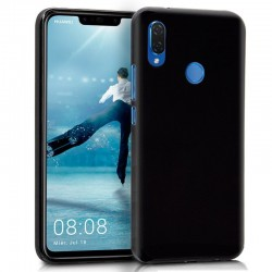 Capa Traseira Huawei P Smart Plus (Preto) P Smart