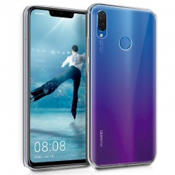 Capa Traseira Huawei P Smart Plus (Transparente) P Smart Plus