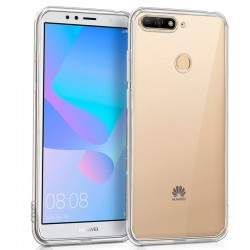 Capa Traseira Huawei Y6 (2018) / Honor 7A (Transparente) Y6 (2018) | Honor 7A