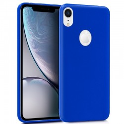 Capa Traseira iPhone XR (Azul) iPhone XR