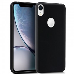 Capa Traseira iPhone XR (Preto) iPhone XR