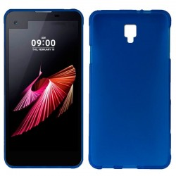 Capa Traseira LG X Screen (Azul) X Screen