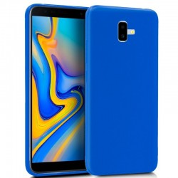 Capa Traseira Samsung J610 Galaxy J6 Plus (Azul) Galaxy J6 Plus