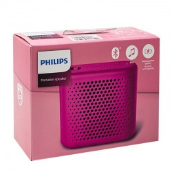 Auriculares Bluetooth Universal Philips BT55 Rosa Auriculares