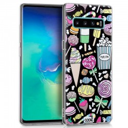 Capa Samsung G975 Galaxy S10 Plus Design Doces Galaxy S10 Plus