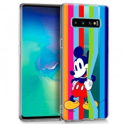 Capa Samsung G975 Galaxy S10 Plus Oficial Disney Mickey Cores Galaxy S10 Plus