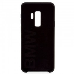 Capa Samsung G965 Galaxy S9 Plus Oficial BMW Pele Preto Galaxy S9 Plus