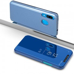 Capa Flip Cover Samsung A305 Galaxy A30 / A50 Clear View Azul Galaxy A20 | A30