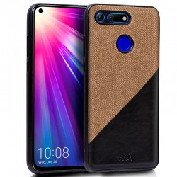 Capa Huawei Honor View 20 Bicolor Bege Honor View 20