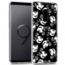 Capa Samsung G965 Galaxy S9 Plus Oficial Disney Clear Mickey Galaxy S9 Plus