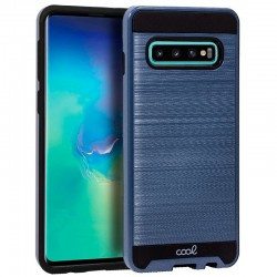 Capa Samsung G975 Galaxy S10 Plus Aluminio Azul Galaxy S10 Plus