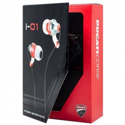 Auriculares 3,5 mm Stereo Oficial Oficial Ducati Auriculares