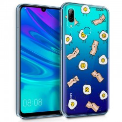 Capa Huawei P Smart (2019) / Honor 10 Lite Clear Bacon P Smart (2019) | Honor 10 Lite