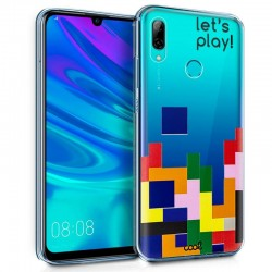 Capa Huawei P Smart (2019) / Honor 10 Lite Clear Game P Smart (2019) | Honor 10 Lite