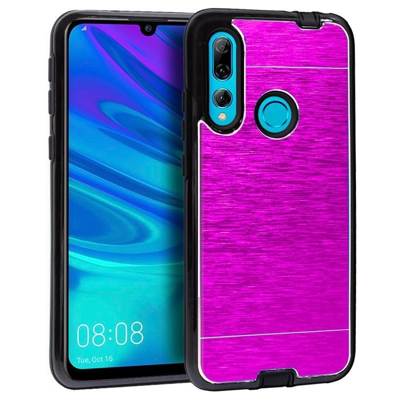 Capa Huawei P Smart Plus (2019) Aluminio Rosa P Smart Plus 2019