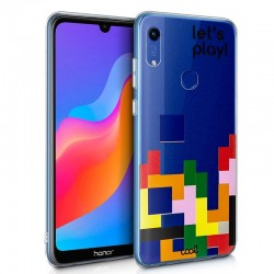 Capa Huawei Y6 (2019) / Honor 8A Lite Clear Game Y6 2019