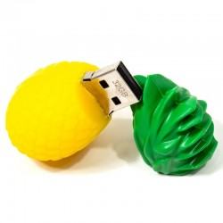 Pen Drive USB x32 GB Silicone Pinheiro Pen Drives