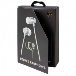 Auriculares 3,5 mm Stereo Oficial Oficial Lamborghini Auriculares