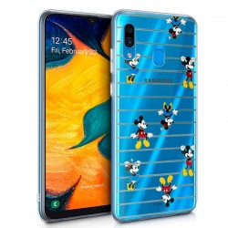 Capa Samsung A205 Galaxy A20 / A30 Oficial Mickey and Minnie Galaxy A20 | A30