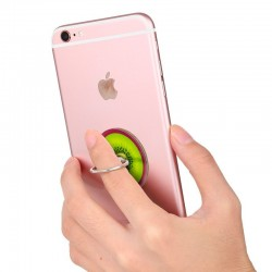 Suporte Ring Stand Kiwi Popsockets