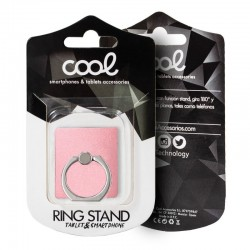Suporte Ring Stand Liso Rosa Popsockets