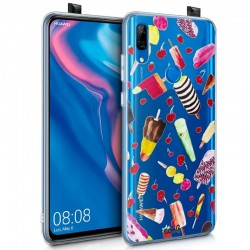 Capa Huawei P Smart Z Clear...