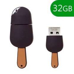 Pen Drive USB x32 GB Silicone Bombom Pen Drives