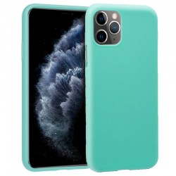 Capa Silicone iPhone 11 Pro (Mint) iPhone 11 Pro