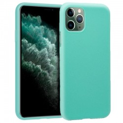 Capa Silicone iPhone 11 Pro Max (Mint) iPhone 11 Pro Max