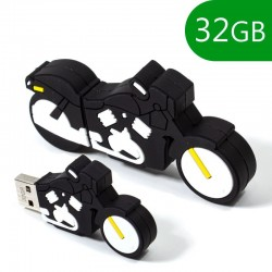 Pen Drive USB x32 GB Silicone Moto Pen Drives