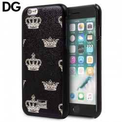 Capa iPhone 6 Plus / 6s Plus Oficial Dolce and Gabbana Coroas iPhone 6|6s Plus