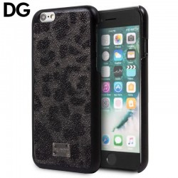 Capa iPhone 6 Plus / 6s Plus Oficial Dolce and Gabbana Leopardo iPhone 6|6s Plus