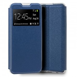 Capa Flip Cover Samsung G985 Galaxy S20 Plus Liso Azul Galaxy S20 Plus