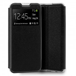 Capa Flip Cover Samsung G985 Galaxy S20 Plus Liso Preto Galaxy S20 Plus