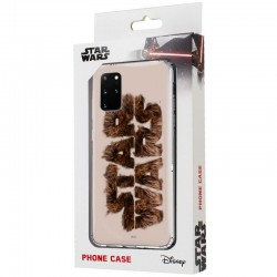 Capa Samsung G985 Galaxy S20 Plus Oficial Star Wars Letras Galaxy S20 Plus