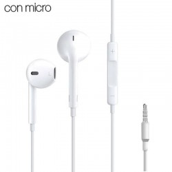 Auriculares 3,5 mm Box...