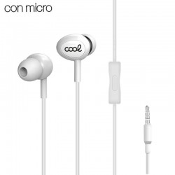 Auriculares 3,5 mm In-Ear...