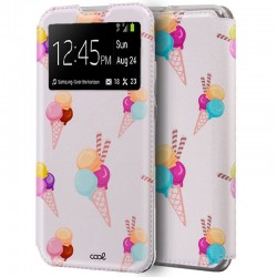 Capa Flip Cover Alcatel 1B...