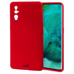 Capa Oppo Find X2 Cover Vermelho Find X2
